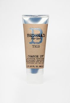 ASOS - Tigi Bed Head For Men Charge Up Thickening Conditioner 200ml
