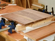 How to Make a Wood Cutting Board - on HGTV