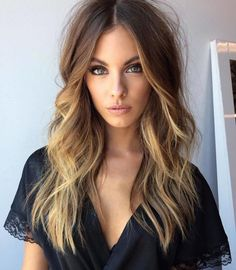 Hair Color Trends 2017/ 2018 – Highlights :