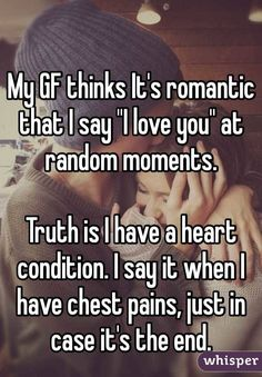 My boyfriend did this and he had chest pains