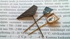 Vintage Car Brooch pins. Collectible. Vintage gift. by Ribas