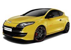 Renault Megane Front Angle  #renaultmegan