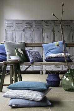 PURE styling - #junkydotcom pillows kussens