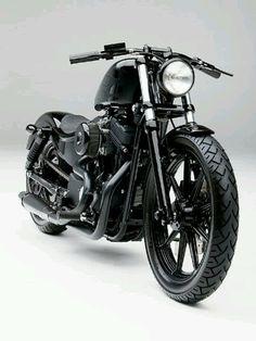 Custom Harley Davidson Sportster