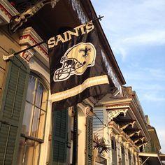 Saints!
