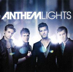 Anthem Lights Anthem Lights CD 2011 Reunion * NEW * STILL SEALED *