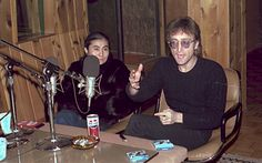 Never before seen photographs of John Lennon, the former Beatle, taken two days before he was murdered in New York. Dec. 6, 1980.