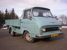 1968-1999 Škoda 1203 Little Truck, Volkswagen Group, Car Makes, All Cars, Custom Trucks, Transportation, Automobile, Vans, Czech Republic