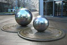 Stainless Steel Balls, Sheffield