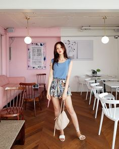 #Dahong(MT) style2017  #summerlook #Eunji