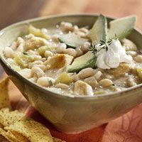 Fix-and-Forget White Chili. More slow-cooker recipes here: http://www.diabeticlivingonline.com/diabetic-recipes/main-dishes/slow-cooker-recipes/
