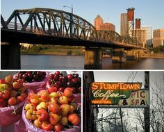Food-Lover's Guide to Portland, Oregon Markets, farms, artisans, & best shops for cooks