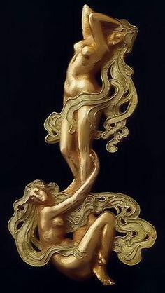 Art Nouveau. Lalique