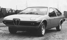 Lancia Mizar (Michelotti), 1974