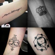 #tattoofriday - Raquel Bona Sunama do Estúdio Tattoo Ink em São Paulo;