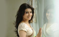 Samantha Hot HD Wallpaper