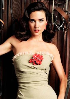 jennifer connelly, a beautiful mind