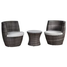 Found it at Wayfair.co.uk - Beltana 2 Seater Bistro Set with Cushions
