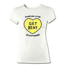 Get Bent T-Shirt - Clothing