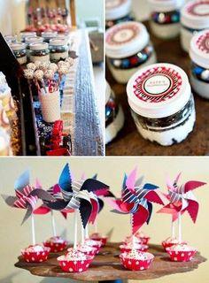 love the pinwheel cake pops by sadie