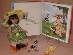 """""""Little Miss Muffet"""" Gracie from Robert Tonner"""