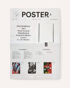 Image of Poster Tribune, Issue 3