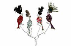 Mixed Media Textile Art, with thanks to Textile artist Anna Wright, Artist Study Resources for Art Students , CAPI ::: Create Art Portfolio Ideas at milliande.com , Art School Portfolio Works