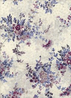 Liberty of London fabric tana lawn Cynthias Floral fq by MissElany, $8.50