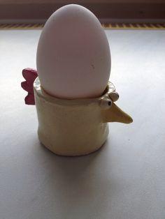 Keramik#eierbecher#huhn