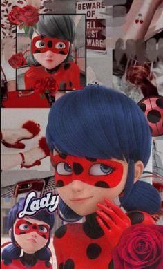 Miraculous Ladybug Wallpaper, Miraculous Ladybug Memes, Lady Bug, Collages, Marinette Et Adrien, Mlb Wallpaper, Black Pink Kpop, Parkour, Live Wallpapers