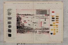 [Similar] William Kentridge Artist Journal, Artist Sketchbook, Sketchbook Pages, Art Journal Pages, Art Journals, Foto Art, Sketchbook Inspiration, Portfolio, Book Design