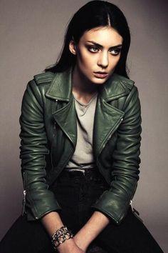 perfecto-look-rock-cazadora-modaddiction-moda-fashion-trends-tendencia-jacket- Balenciaga-Nicolas-Ghesquière