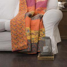Found it at Wayfair - Quentin Cotton Throw Blanket