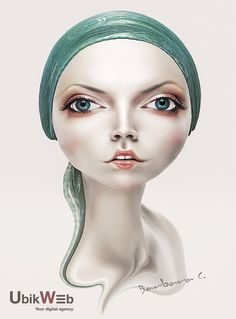 Digital Art and Photomanipulation - Created By Barbara Castaldi Graphic Designer - Ubik Web Agency