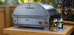 Outdoor Artisan Pizza Oven | Cool Material