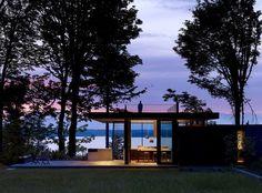 Modern Exterior by MW|Works Architecture+Design