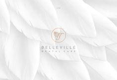 Brand Design for Dental Clinic, in Belleville, Canada.