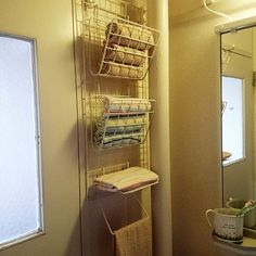 Home Diy, Storage, Diy Bathroom, Laundry Shelves, Cleaning Storage, Bathroom Decor, Interior, Home Decor, Diy Apartments