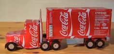 How-To Soda Can Truck!