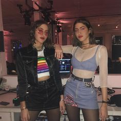 "18.7k Likes, 130 Comments - ⚡️Simi & Haze⚡️ (@simihaze) on Instagram: ""Thank you @marcjacobs for having us DJ last night """