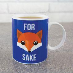 For Fox Sake Tasse