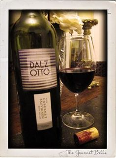 Rummaging around the 'cellar' (garage) to bust out some awesome old gear so I can raise a worthy glass to Aussie Wine Month! This 2002 Cab Sav from Dal Zotto (King Valley) was drinking wonderfully...