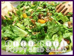 Best Ever Poppyseed Salad #recipe