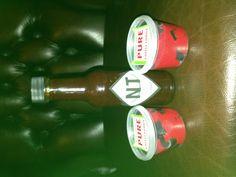 Darwin Chilli Co Trinidad Scorpion Fudge and NT BBQ Hot sauce.