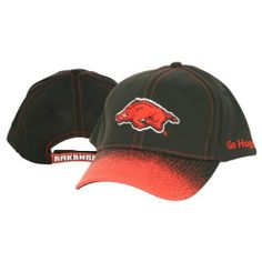 Arkansas Razorbacks Gradient Adjustable Baseball Hat (One Size Fits Most  Ages 13+) - 1bd928a66