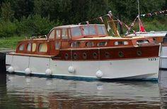 Antique boat...beauty