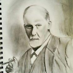 Sketch of Freud