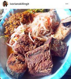 West African Food, Steak, Beef, Culture, African, Food, Meat, Steaks