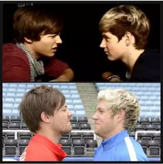 Just how fast the night changes....btw, team niall or team louis?<<<def team niall!! Look at him! <3