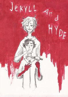 Fanart for Othewise : Jekyll and Hyde by Rodent-Pacifist